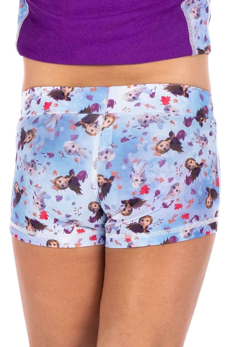 Coega Disney Girls Kids Swim Shorts Sun Protective Swimwear