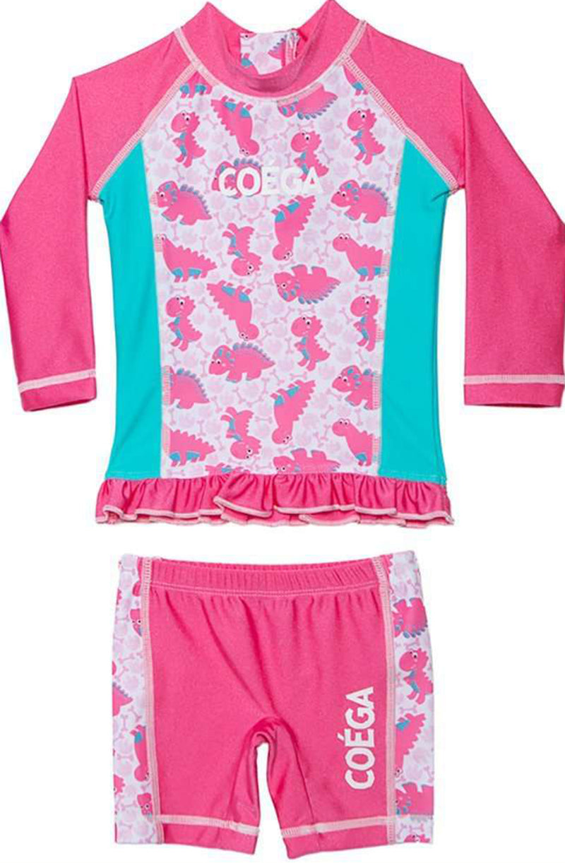 COEGA Girls Baby Swim Suit - Two Piece