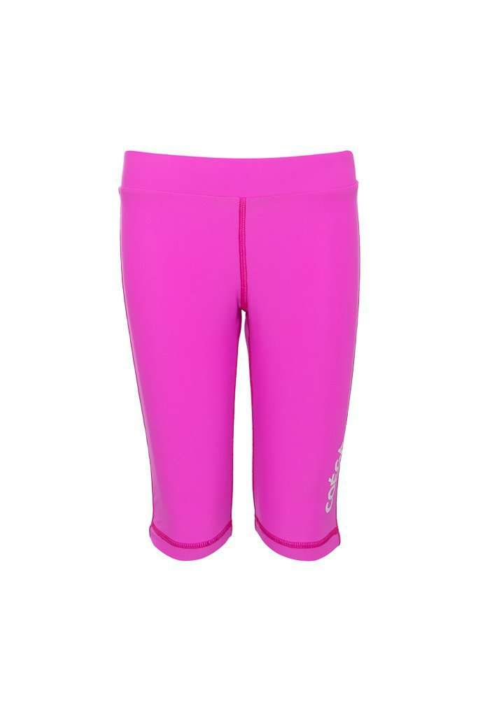 Coega Girls Kids Long Shorts Pink Diamond / 4 Sun Protective Swimwear