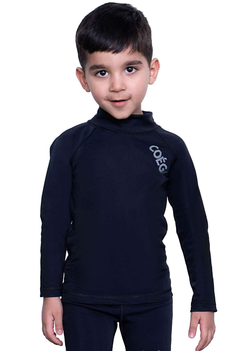 COEGA Boys Kids Rashguard - Long Sleeve