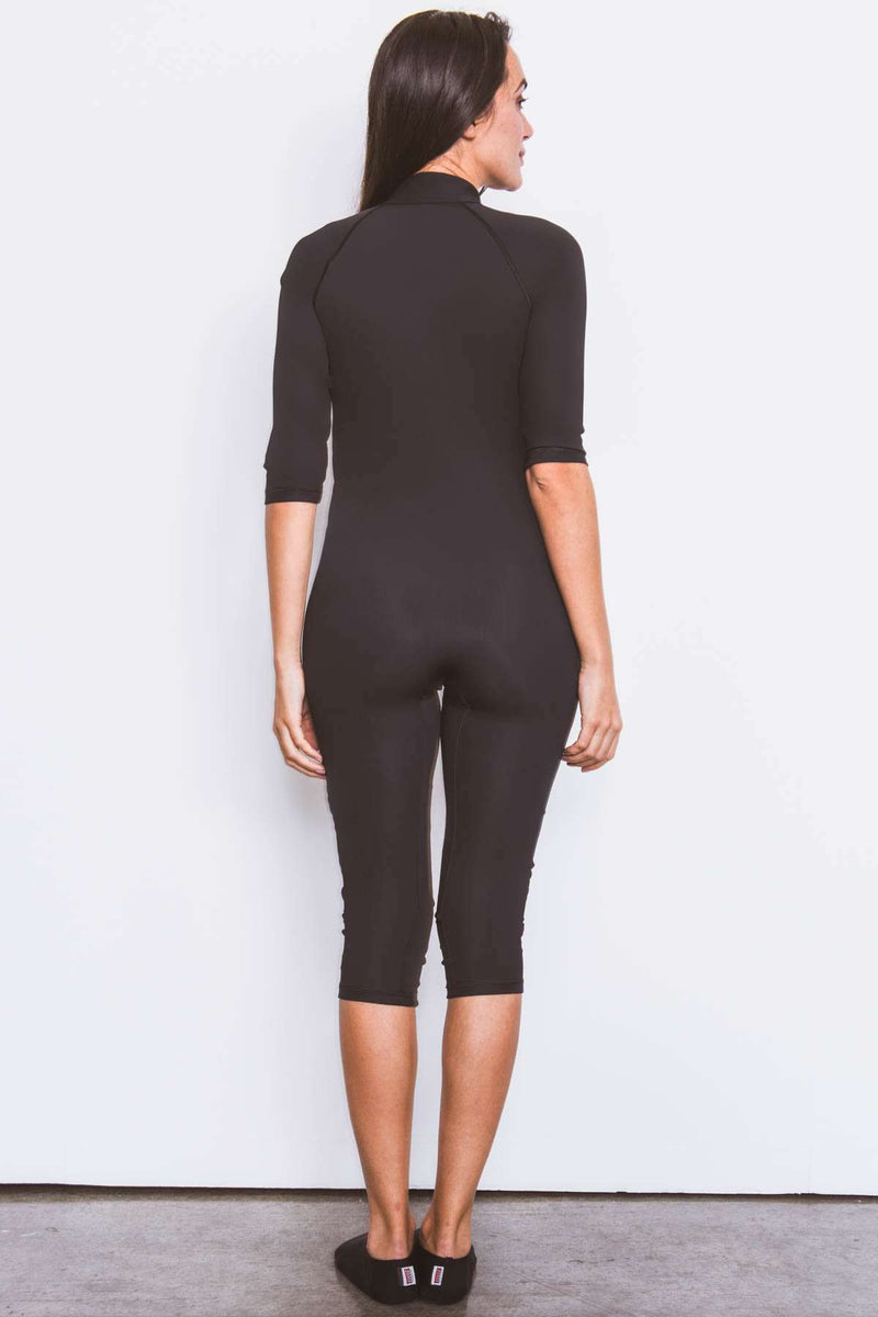 Expo 2020 Dubai Ladies SlimKini - 3/4 Length
