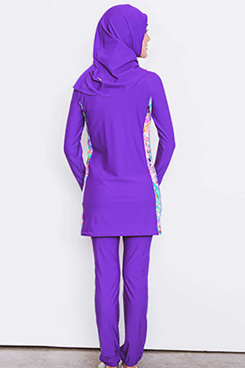 COEGA Ladies Islamic Suit - Three Piece Set