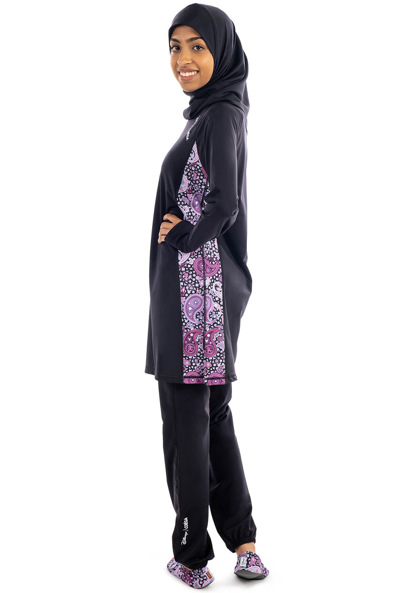COEGA Disney Ladies Islamic Suit - Three Piece Set