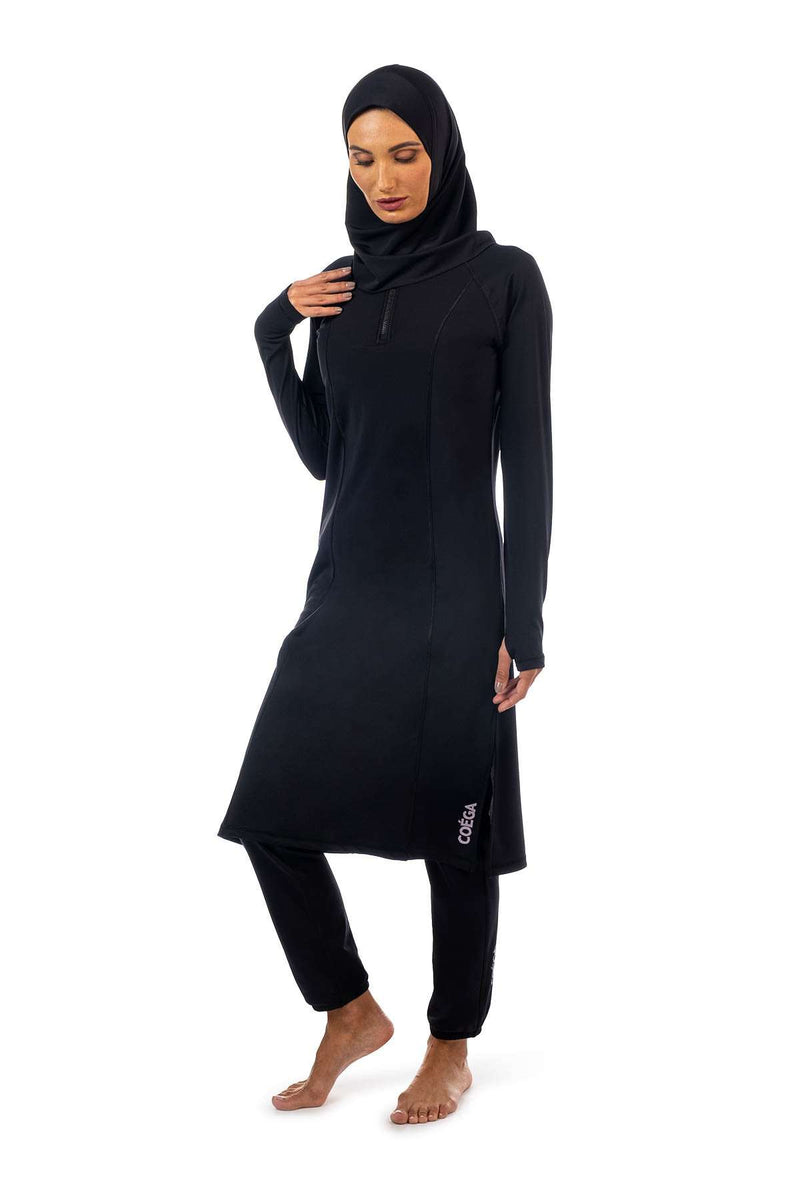 COEGA Ladies Islamic Suit - Full Length - Three Piece Set