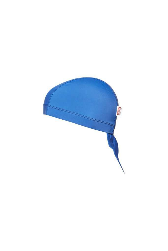 Coega Kids/youth Pool Hat Blue Ecomm Sun Protective Headwear