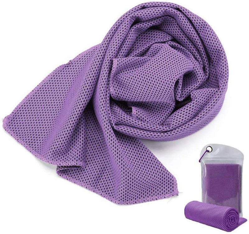 Microfibre Cooling Towel for Beach & Desert