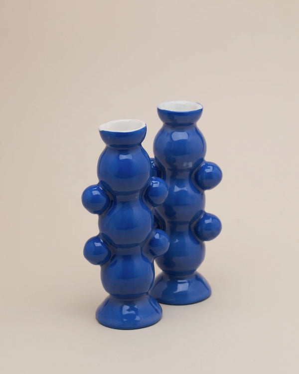 "ABS Objects - Kerzenhalter ""Lockdown"" blue"