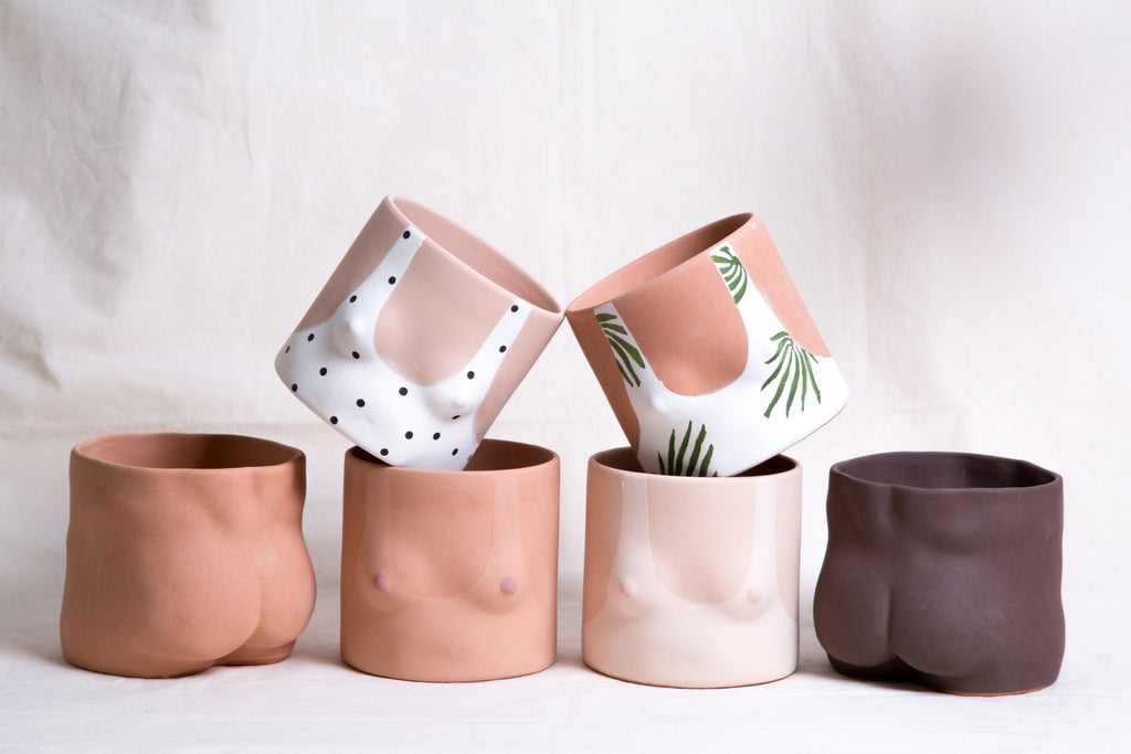 GroupPartner Classic Girl Pot Dots
