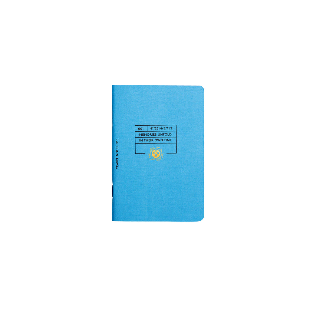 PASSPORT TRAVEL NOTEBOOK BOX OF 3 TRAVEL NOTES