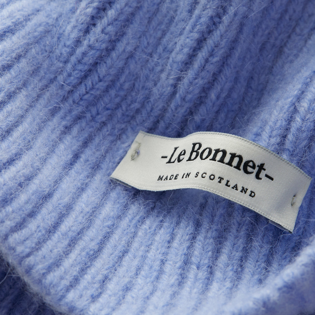 Le Bonnet scarf - Schal light sky blue