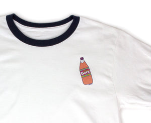 Cheap Beer Pocket Logo T-Shirt