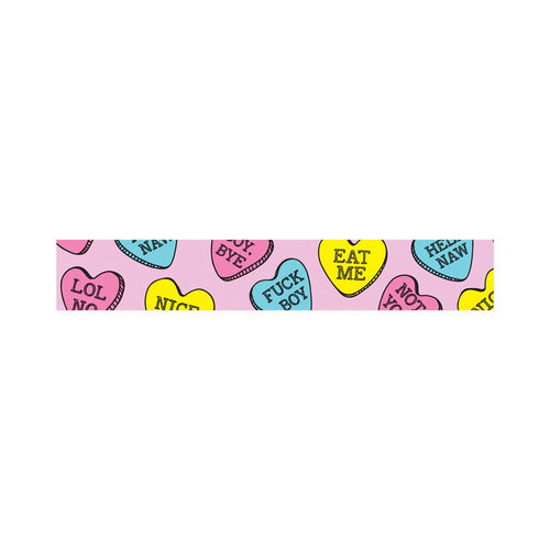 Sweet & Sour Hearts Washi Tape