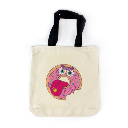 Donut Addiction Tote Bag