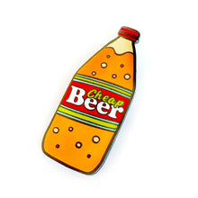 Cheap Beer Enamel Pin