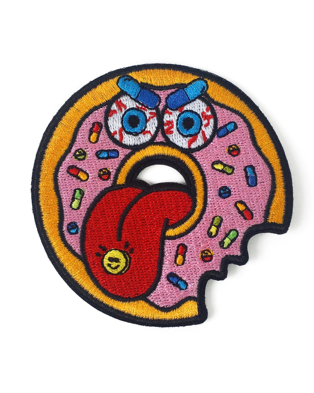 Donut Addiction Patch