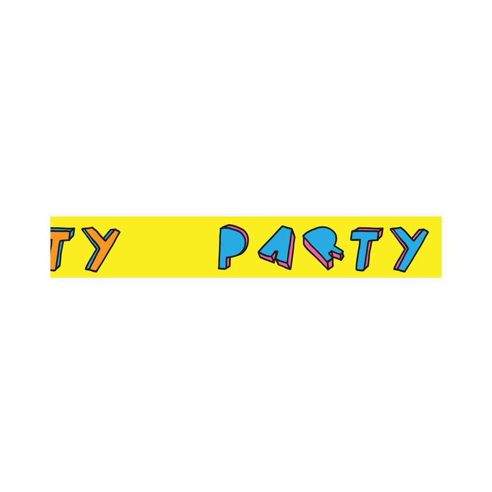 Party Washi Tape