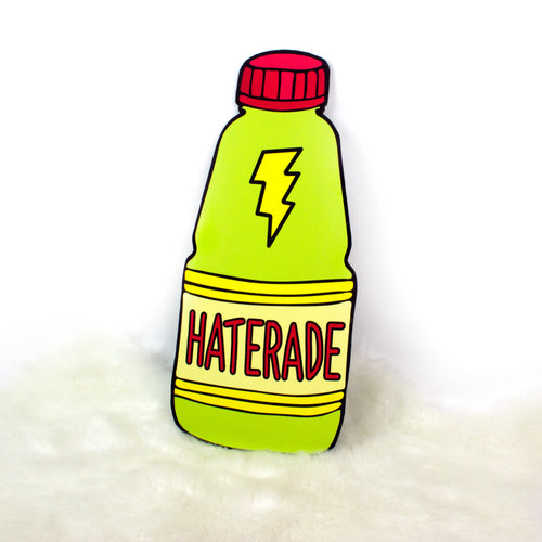 Haterade Cut Out