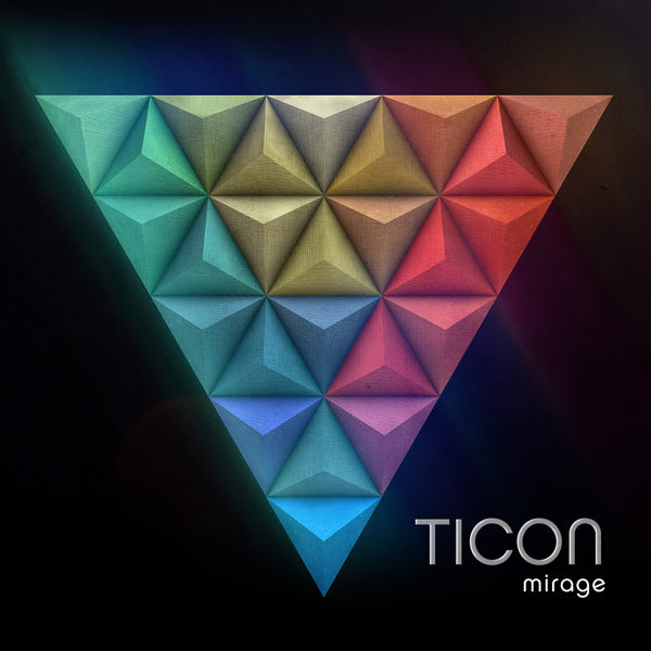 Ticon - Mirage CD