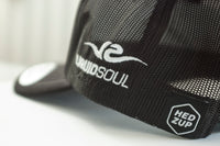 Liquid Soul cap - Dark grey