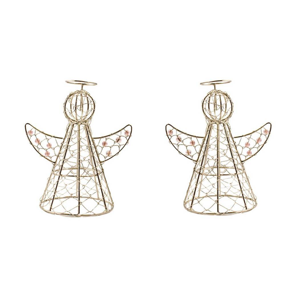 Halo Angels Set of Two - Mira (D)
