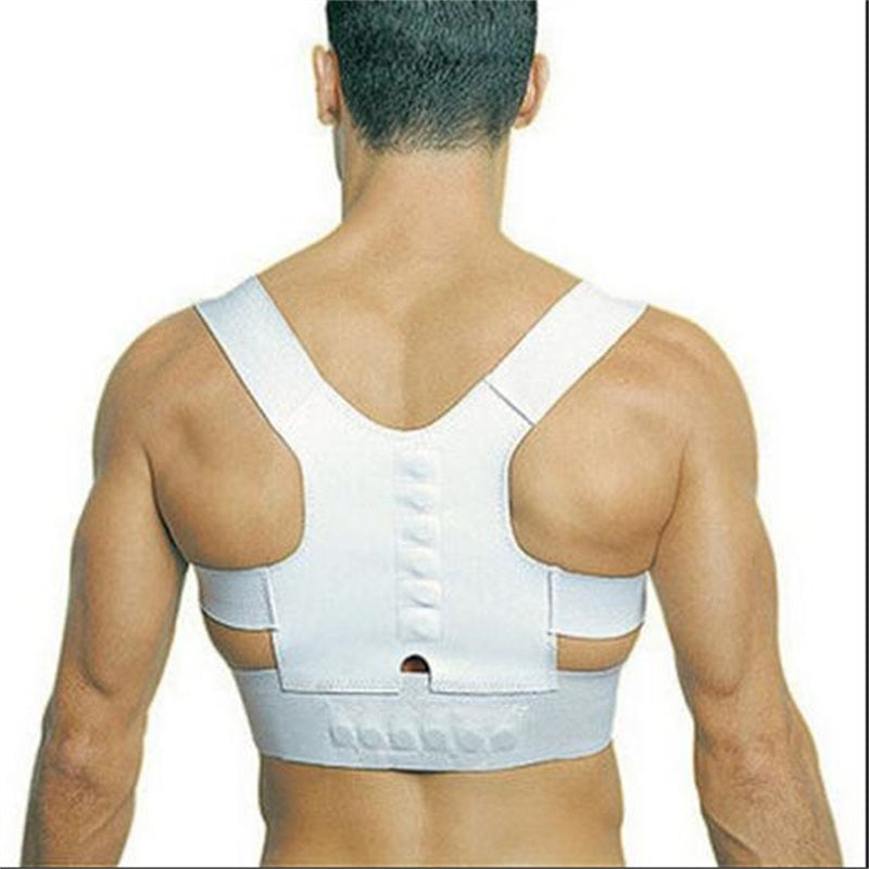 handmade-global-crafts - Posture Corrector For Women Men Shoulder Support Belt Functional Training Equipment