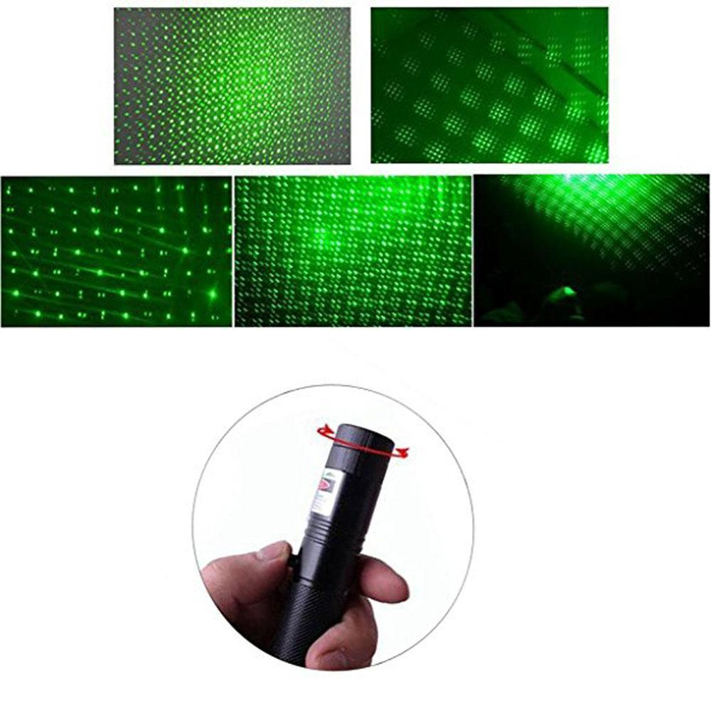 handmade-global-crafts - LT1200 Military Tactical Green Laser Pointer