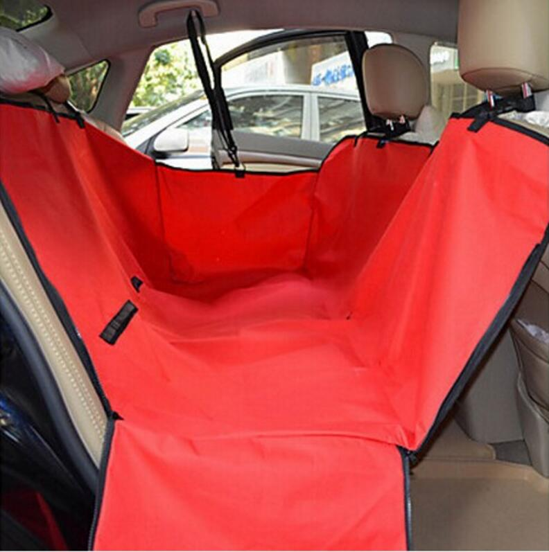 handmade-global-crafts - Red/Grey/Black/Blue Special Hot sale Waterproof car seat cover for pets,dog seat cover Traveling Pet Seat Cover