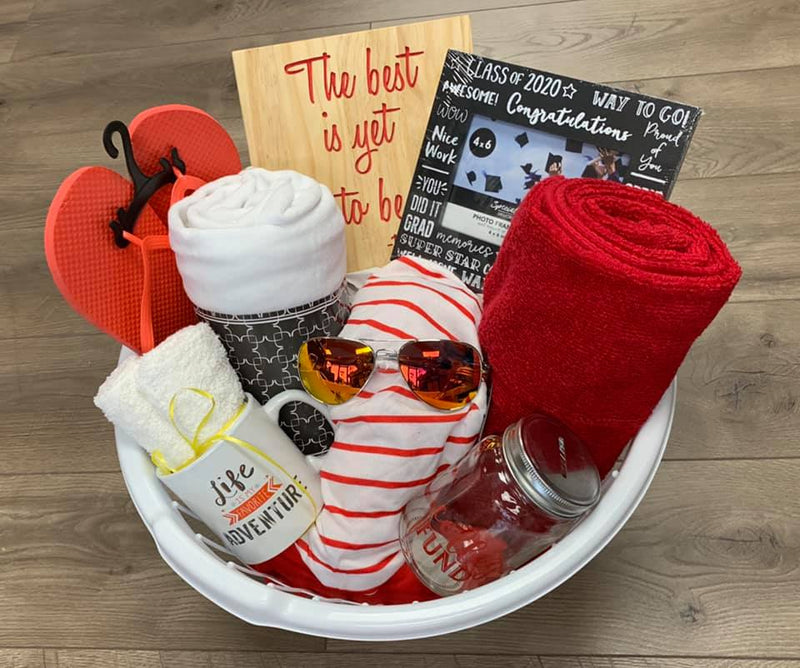 Graduation Gift Basket