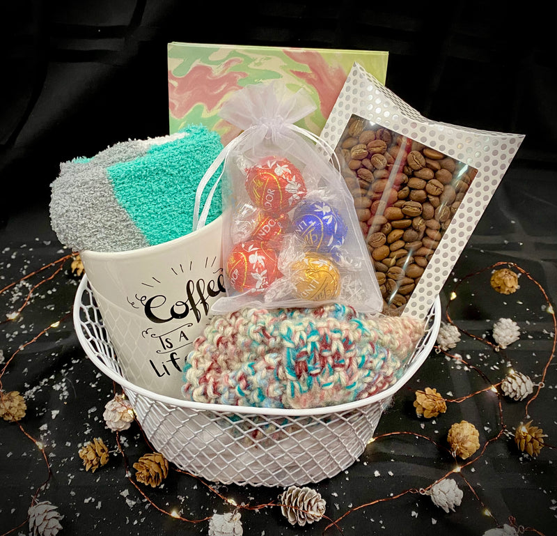 """Comfort"" Gift Basket ($25 Option)"