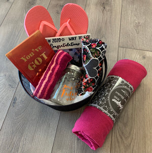 Grad Gift Basket (Option 1)