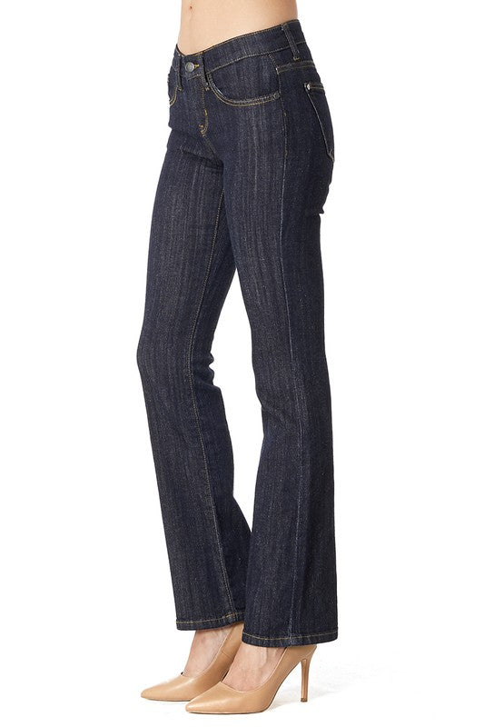Judy Blue Dark Wash Boot Cut Jeans