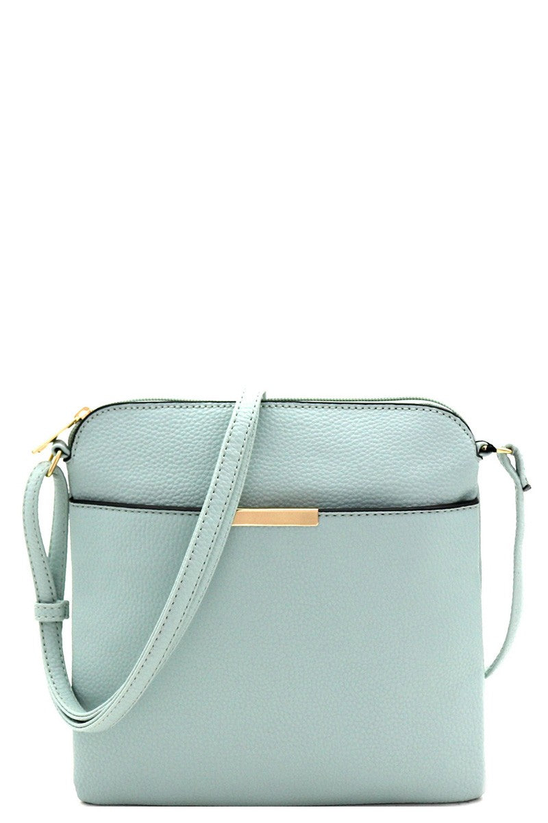 Mint Cross Body Purse