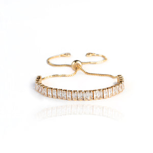 LUX BRACELET  | 18K gold plated