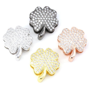 CLOVER CHARMS LIFE COLLECTION - Unique Brazilian Jewelry (4503152164939)