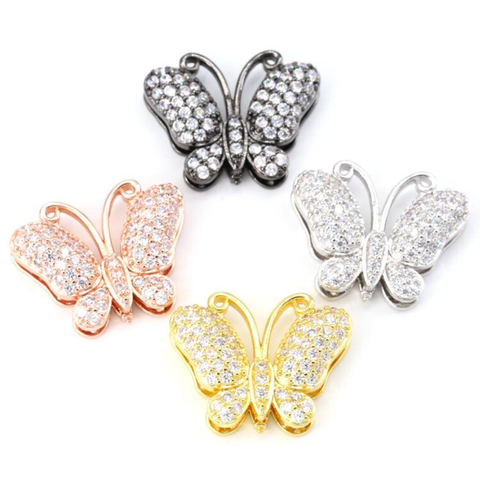 BUTTERFLY CHARMS LIFE COLLECTION - Unique Brazilian Jewelry (4507107426379)