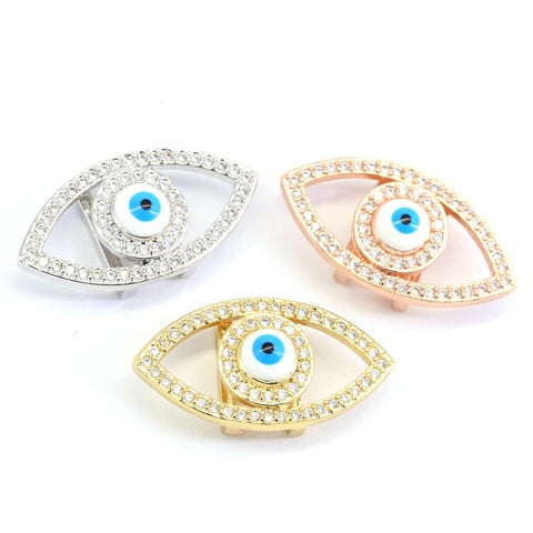GREEK EYE CHARMS LIFE COLLECTION - Unique Brazilian Jewelry (4507117879371)