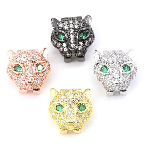 LEOPARD CHARM LIFE COLLECTION - Unique Brazilian Jewelry (4507130593355)