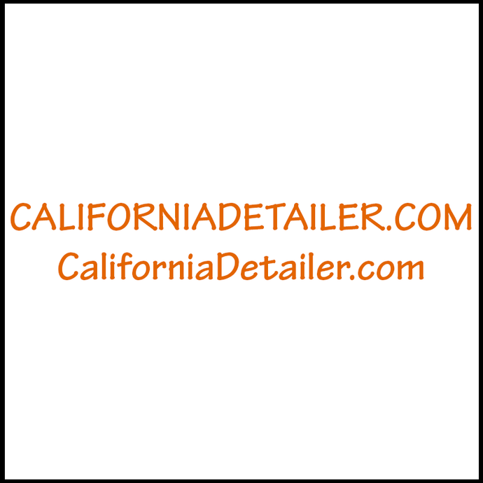 CaliforniaDetailer.com