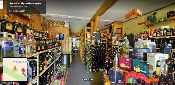 Jasper Park Liquor & Beverage Co