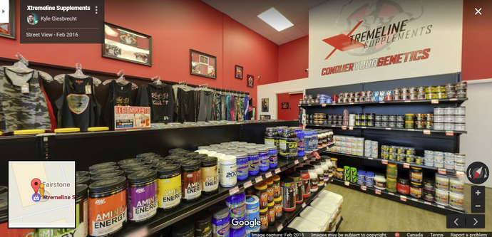 Xtremeline Supplements North Edmonton