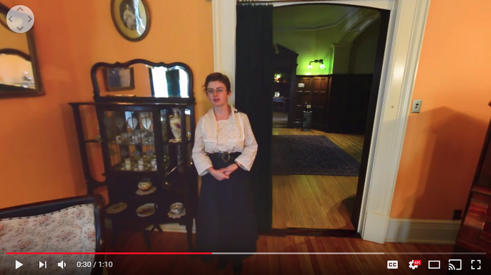 Rutherford House 360° Video