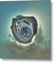 Load image into Gallery viewer, Icefield Runoff - Metal Print