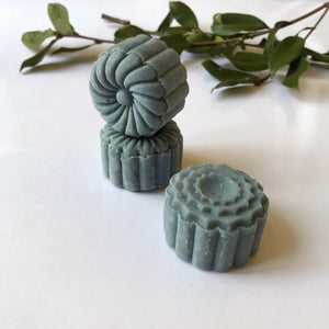 Black Sea Shaving Soap Flower
