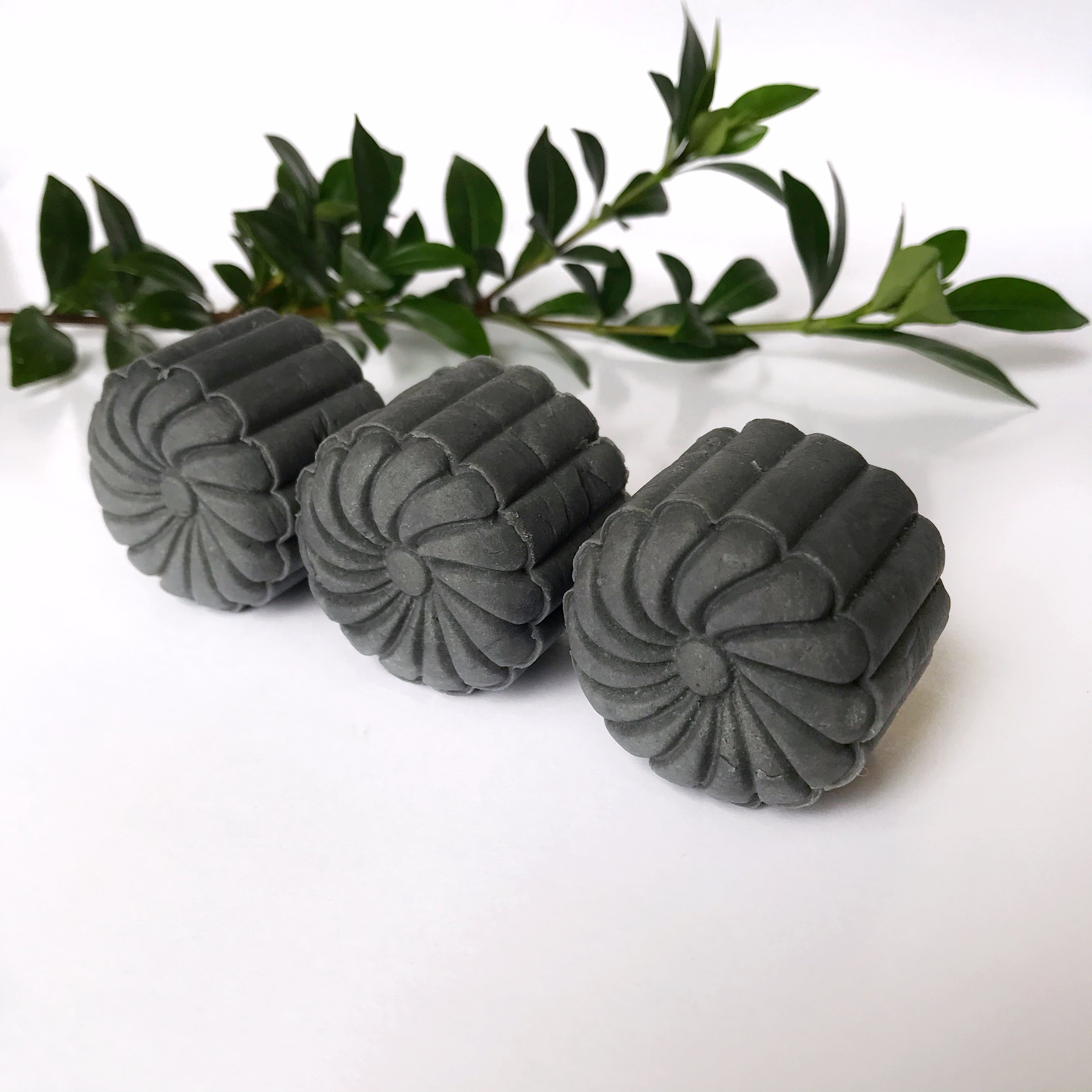 Activated Charcoal Shaving Soap