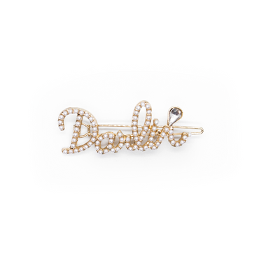 """Darlin'"" Hair Pin"