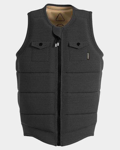 Follow - B.P Pro Mens Wake Comp Vest Black 2019