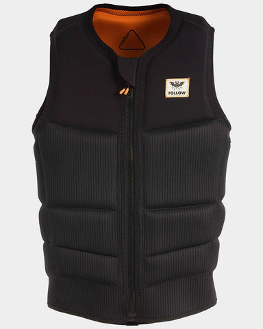 Follow - Mitch Pro Mens Wake Comp Vest Black 2019