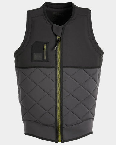 Follow - S.P.R Freemont Mens Wake Comp Vest Black 2019