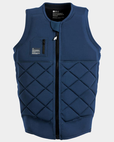 Follow - S.P.R Freemont Mens Wake Comp Vest Navy 2019