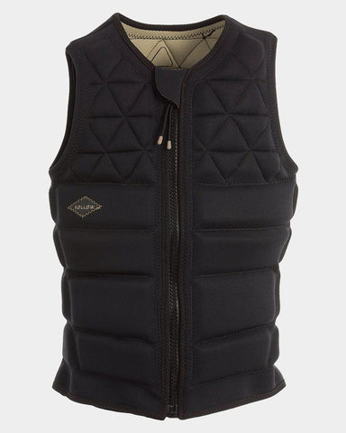 Follow - Pharaoh Ladies Wake Comp Vest Black 2019